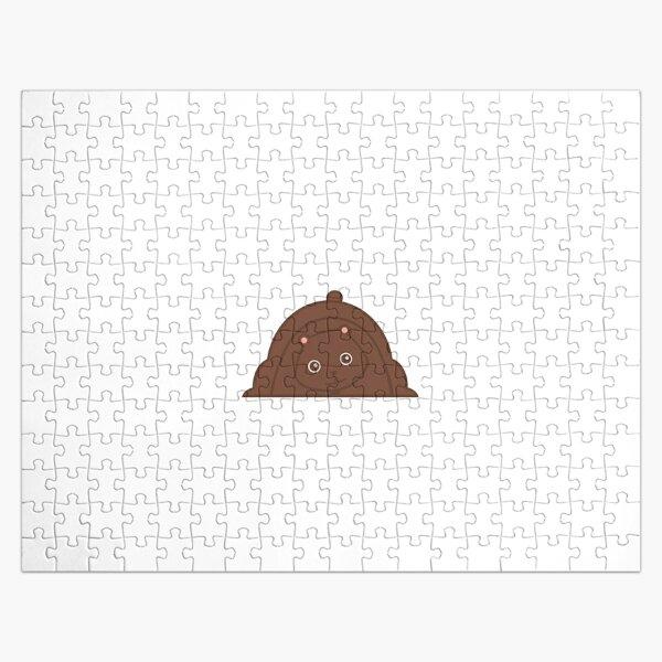 Sleeping Brown Bear Art  Jigsaw Puzzle