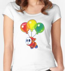 Flight of the Sky Guy Women's Fitted Scoop T-Shirt