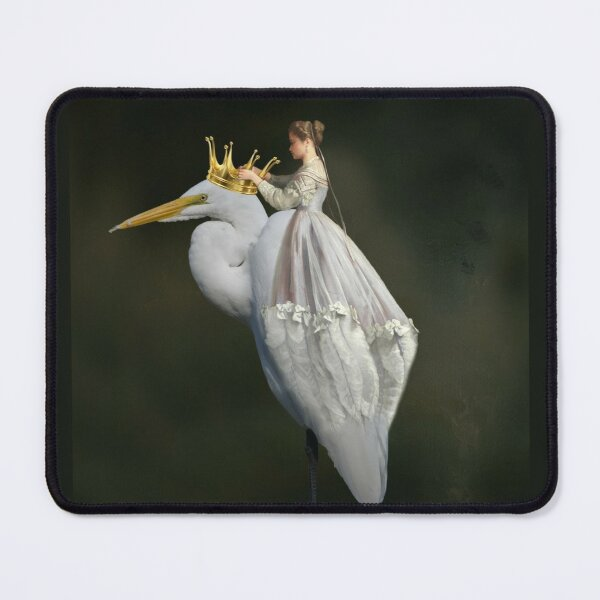 """""""The Crow"""" Mouse Pad"""