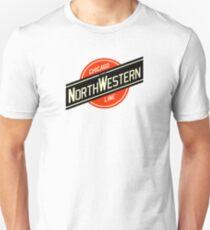 Chicago Northwestern Railroad T-Shirt