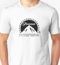 Paramount Pictures - Black T-Shirt