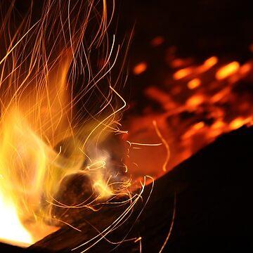 Ferocious Fire by clevelandcity