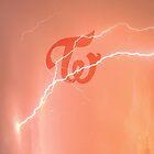 Zweimal - Blitz - Logo von bballcourt
