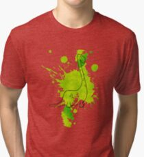Diplodocus Tri-blend T-Shirt