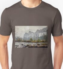 Rivers and Roads Unisex T-Shirt