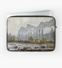 Rivers and Roads Laptop Sleeve