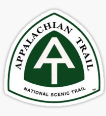 Appalachian Trail Sticker Sticker