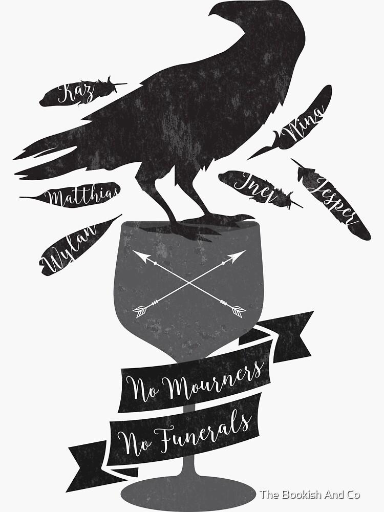 Sin dolientes, sin funerales: Six Of Crows de isabellarrazola