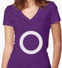 Rayman Origins Hoodie Women's Fitted V-Neck T-Shirt