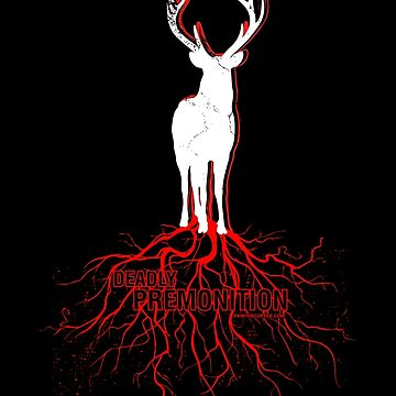 Deadly Premonition Red Roots by chemiro