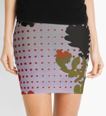 Constructed Flora 5 Mini Skirt