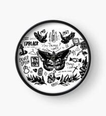 Harry - All Tattoos Clock