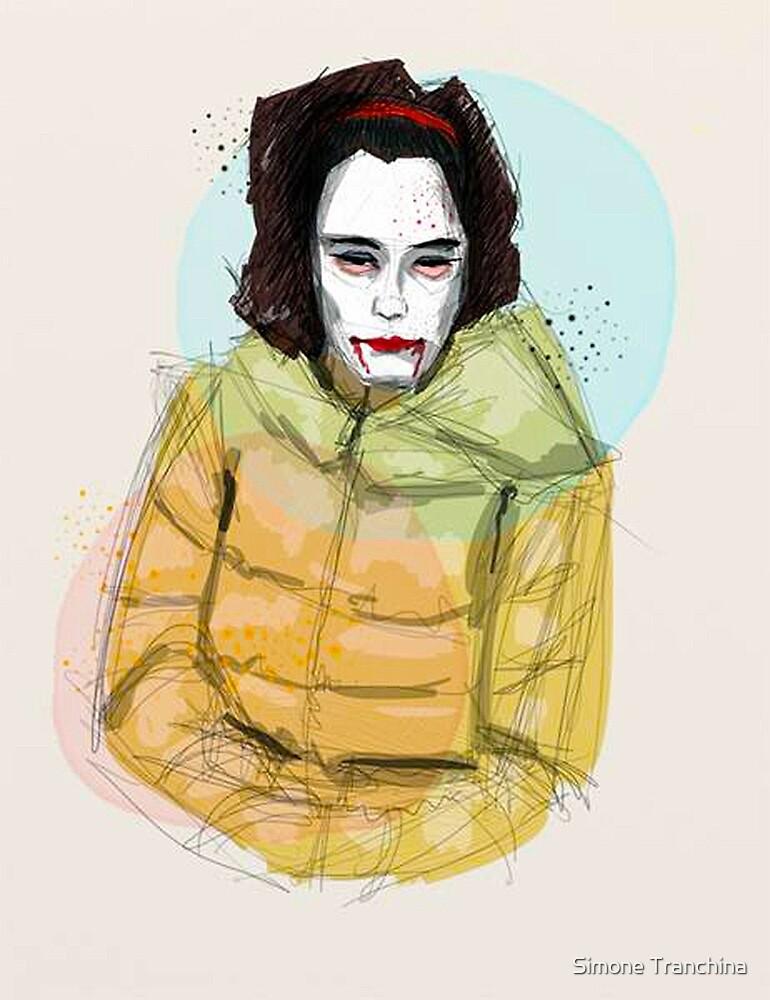 Ms Scary by Simone Tranchina