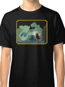 Ogres and Oubliettes - NO text Classic T-Shirt