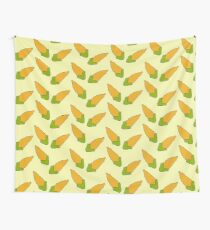 Corn Curtains Wall Tapestry