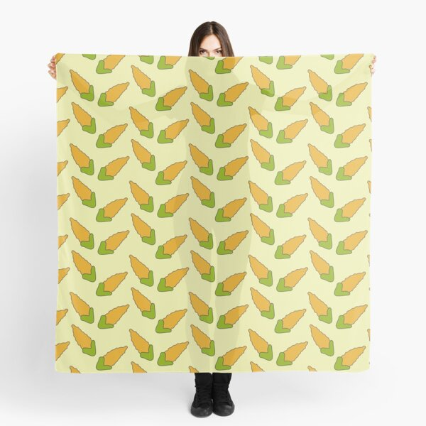 Corn Curtains Scarf