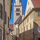 Czech Republic. Prague. Castle. Street. by vadim19