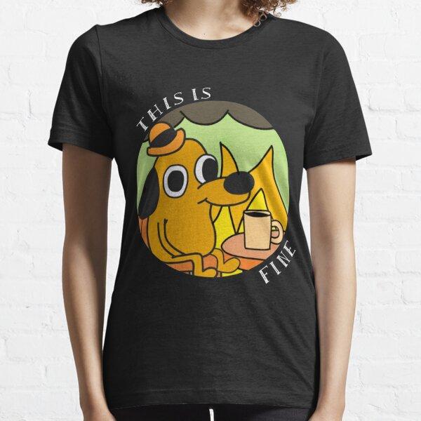 His Is Fine  Gunshow  1650 Essential T-Shirt
