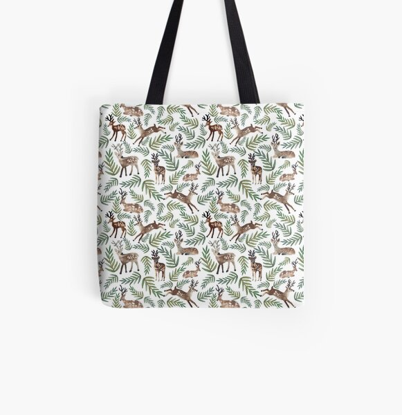 Loved Dearly All Over Print Tote Bag