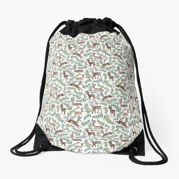 Loved Dearly Drawstring Bag