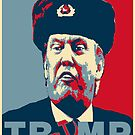 Trump Russia Poster by EthosWear