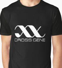 Cross Gene - Logo Graphic T-Shirt