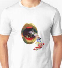 Singer mouth T-Shirt