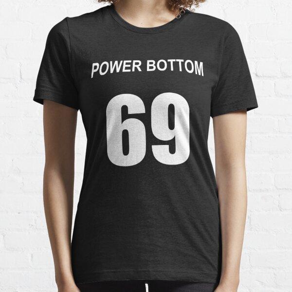 BAS DE PUISSANCE 69 T-shirt essentiel