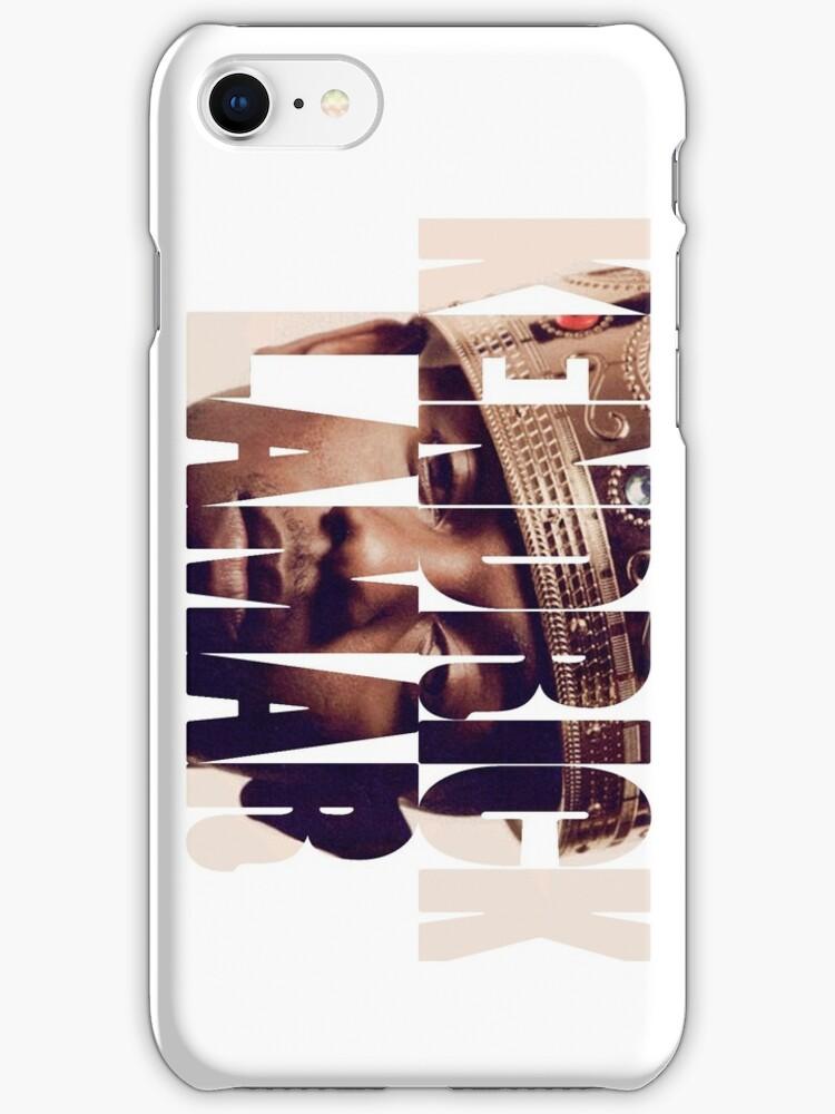 "Kendrick Lamar ""King"" Design by Mac Poole"