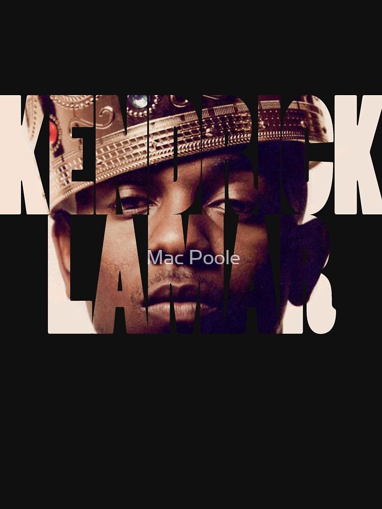 "Kendrick Lamar ""King"" Design | Unisex T-Shirt"