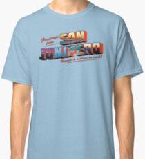 san junipero Classic T-Shirt