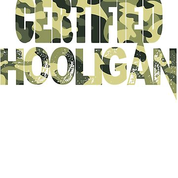 Certified Hooligan(TCH CLOTHING) by number23hta