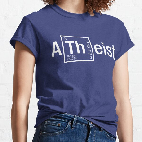 A[Th]eist (Light) Classic T-Shirt