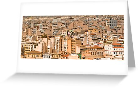 Athensscape 1 by Ian Maclellan