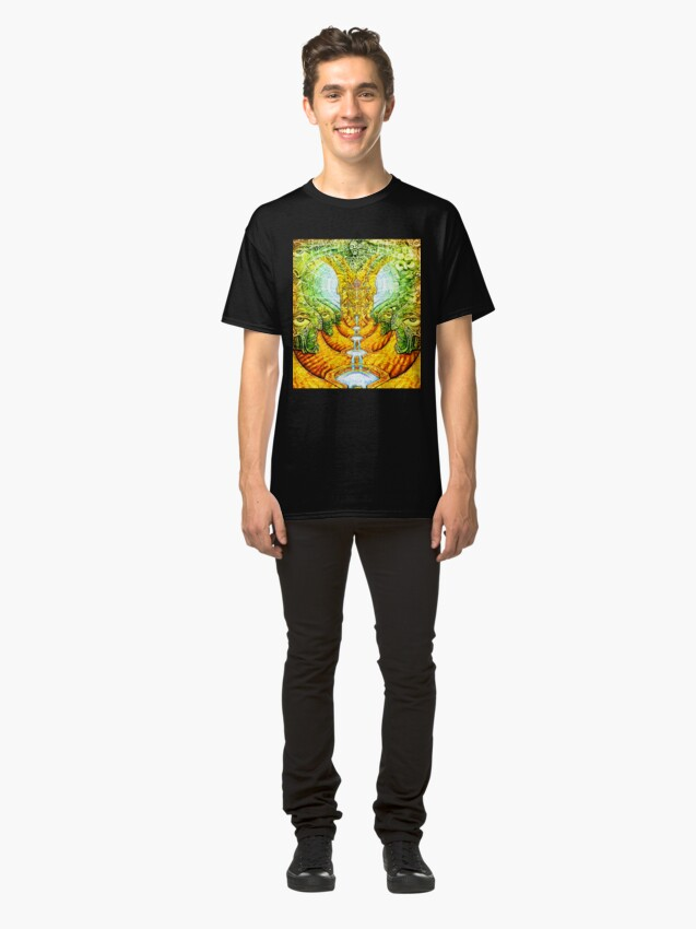 Alternate view of Mifsudvisions vs SalviaDroid Collab Classic T-Shirt