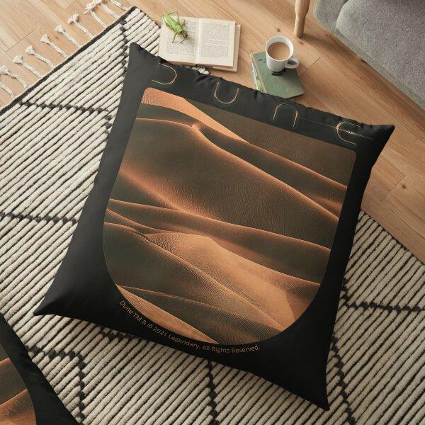 Dune Desert Floor Pillow