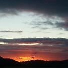 Romsey Sunrise 2 by MIchelle Thompson