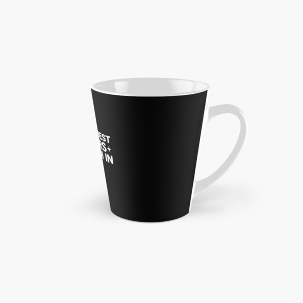 Only The Best Janitors Are Born In August Tall Mug