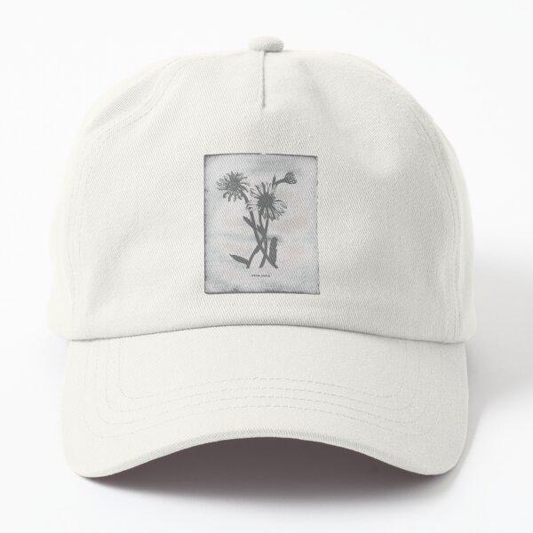 Daisy / creme Dad Hat