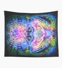 Transition to Butterfly Wall Tapestry