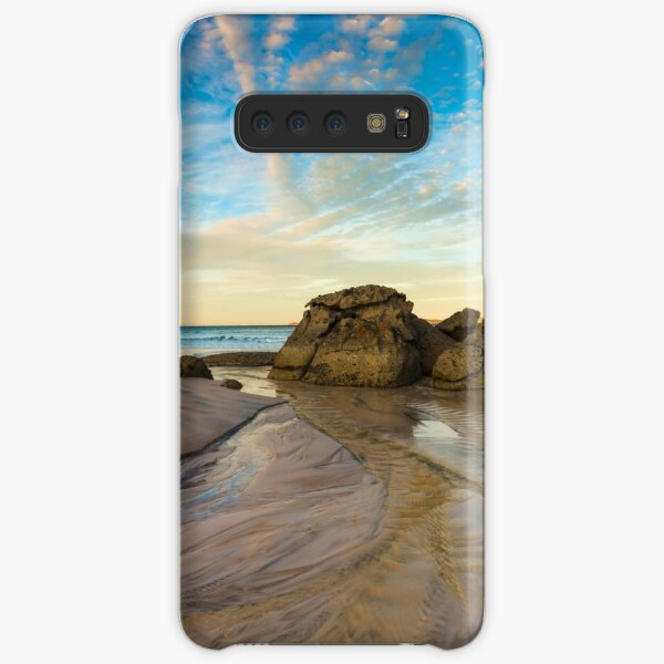Squeaky Beach Waters Samsung Galaxy Snap Case