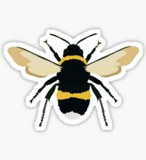 busy bees Sticker