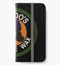 Naboo's Miracle Wax iPhone Wallet/Case/Skin