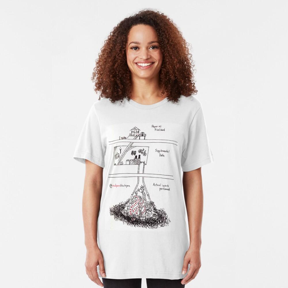 Supplemental Data Slim Fit T-Shirt
