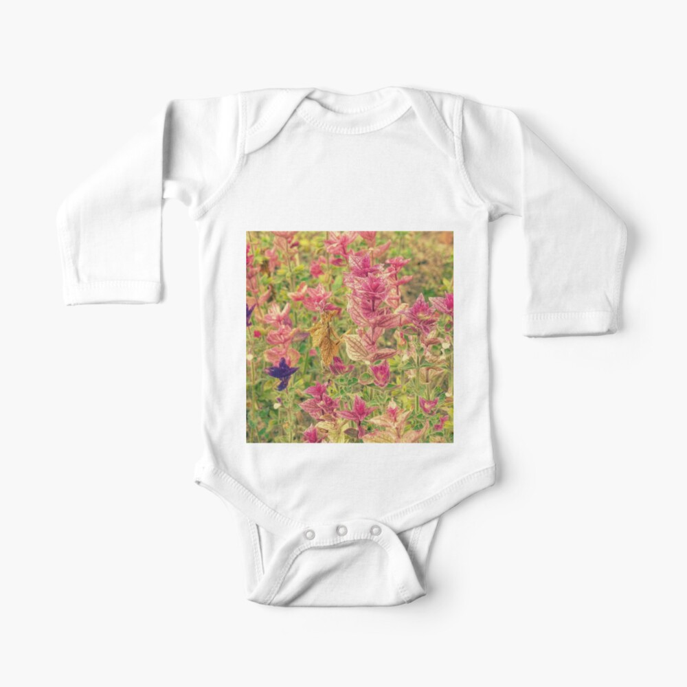 Floral Baby One-Piece