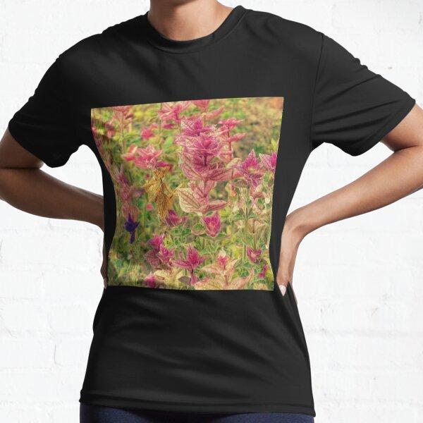 Floral Active T-Shirt