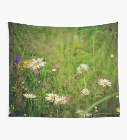 Floral nature Wall Tapestry