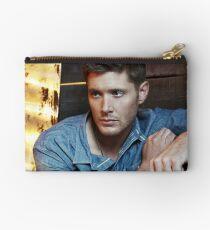 Handsome Jensen Ackles Studio Pouch