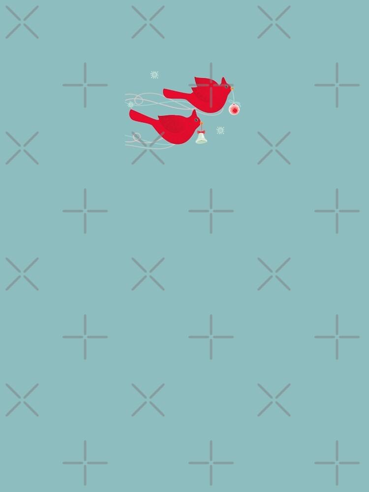 Two Cardinals by rusanovska
