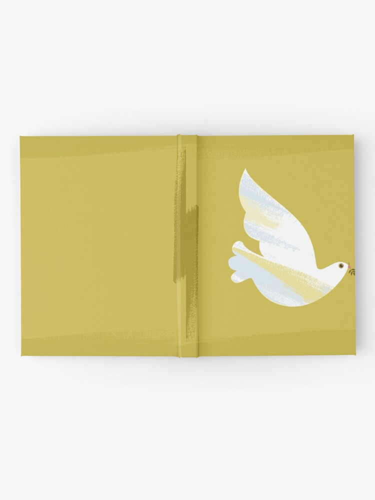 Alternate view of Christmas Dove Hardcover Journal